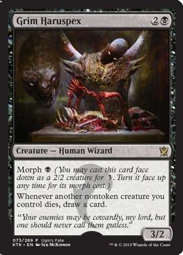 Grim Haruspex (Ugin's Fate)