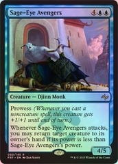 Sage-Eye Avengers (Fate Reforged Prerelease 17-18 January 2015)