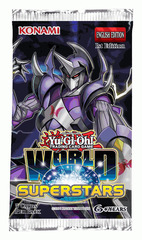 YU-GI-OH! CCG: World Superstars Booster Pack