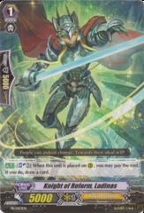 Knight of Reform, Ladinas - PR/0153EN - PR