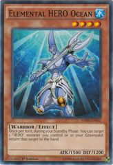 Elemental HERO Ocean - SDHS-EN002 - Common - 1st Edition
