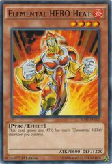 Elemental HERO Heat - SDHS-EN005 - Common - 1st Edition