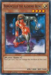 Homunculus the Alchemic Being - SDHS-EN018 - Common - 1st Edition