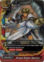 Dragon Knight, Spartax - BT05/0011 - RR