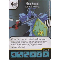 Blade Knight - Last Man Standing (Card Only)
