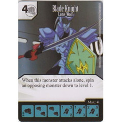 Blade Knight - Lone Wolf (Card Only)