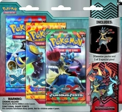 Pokemon Lucario Pin Three Pack Blister