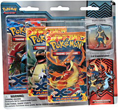 XY Mega Evolution Collectors Pin Blister Pack - Mega Lucario