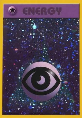 Psychic Energy - Starfoil Promo