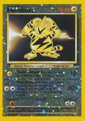 Electabuzz - 1/9 - Best of Game Promo