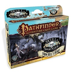Pathfinder Adventure Card Game: Skull & Shackles Adventure Deck 6 – From Hell's Heart