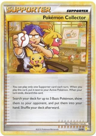 (Deprecated) Pokémon Collector - 22/30 - HS Trainer Kit (Raichu)