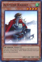 Altitude Knight - THSF-EN046 - Super Rare - 1st Edition on Channel Fireball