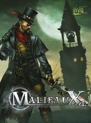 Malifaux 2E: 2nd Edition Rule Book