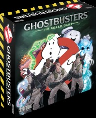 Ghostbusters: The Board Game © 2015 CRYPTOZOIC ENTERTAINMENT