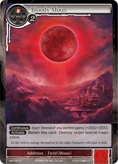 Bloody Moon - CMF-021 - R - 1st Printing on Channel Fireball