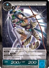 Archer of the Crescent Moon - CMF-039 - C - 1st Printing on Channel Fireball