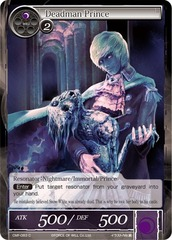 Deadman Prince - CMF-083 - C - 1st Printing on Channel Fireball