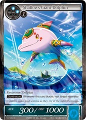 Shallows Giant Dolphin - TAT-050 - C - 1st Printing