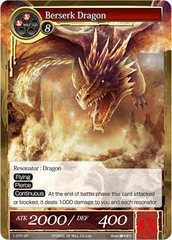 Berserk Dragon - 1-070 - SR