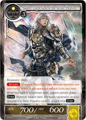 Balder,L God of the White Heaven - 3-004 - R