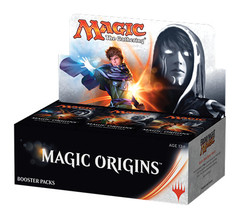 Origins Booster Box © 2015