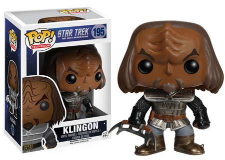 TV Series - #195 - Klingon (Star Trek: The Next Generation)