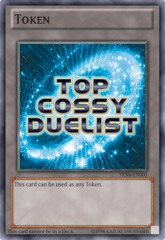TKN4-EN005 - Top Ranked Cossy Duelist - Ultra Rare - Unlimited Edition