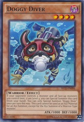 Doggy Diver - SECE-EN096 - Rare - Unlimited Edition