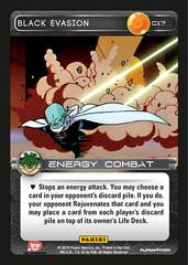 Black Evasion C17 - Foil on Channel Fireball