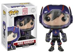 Disney Series - #109 - Hiro Hamada (Big Hero 6)