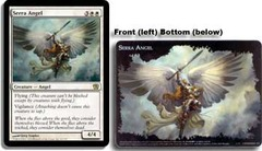 Oversized 9th Edition Box Topper - Serra Angel