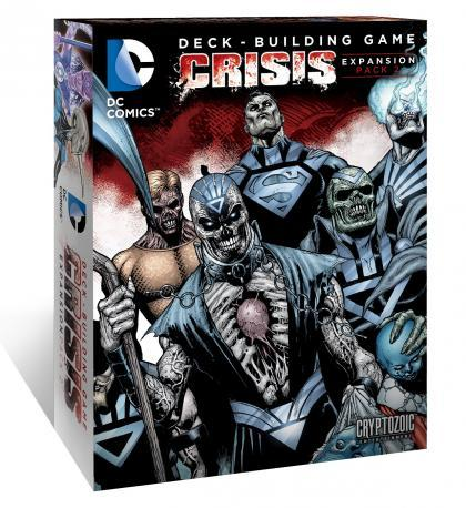 DC Comics Deck-Building Game: Crisis Expansion (Pack 2)