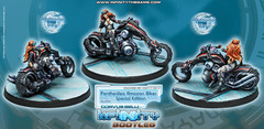 Bootleg Penthesilea Amazon Biker Special Edition (280842-0513) *100*