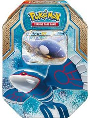 Legends of Hoenn Tin (Kyogre EX)