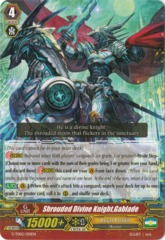 Shrouded Divine Knight, Gablade - G-TD02/001EN (C) on Channel Fireball