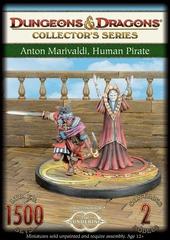 Anton Marivaldi, Human Pirate
