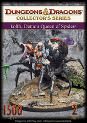 Lolth, Demon Queen of Spiders