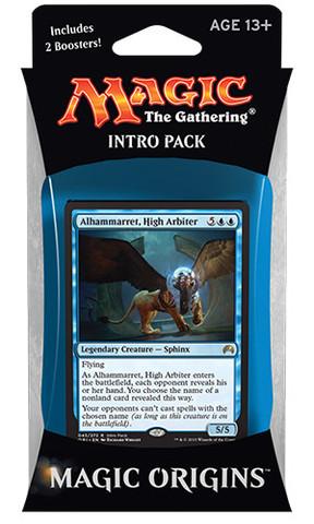 Origins Intro Pack - Blue