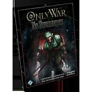 Only War No Surrender - RPG Roleplaying » Warhammer RPG » WH