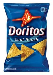 Cool Ranch Doritos 3.375oz