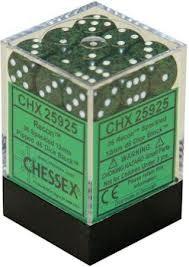36 Recon Speckled 12mm D6 Dice Block - CHX25925