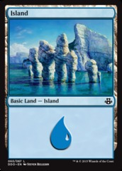 Island (60) on Channel Fireball