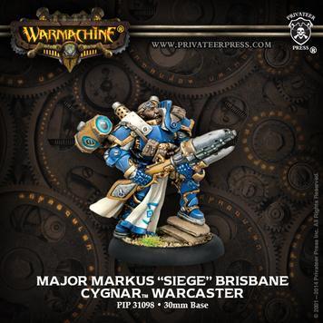 Major Markus