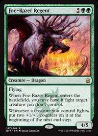 Foe-Razer Regent - Foil