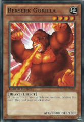 Berserk Gorilla - WGRT-EN009 - Common - Limited Edition