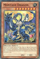 Montage Dragon - WGRT-EN023 - Common - Limited Edition
