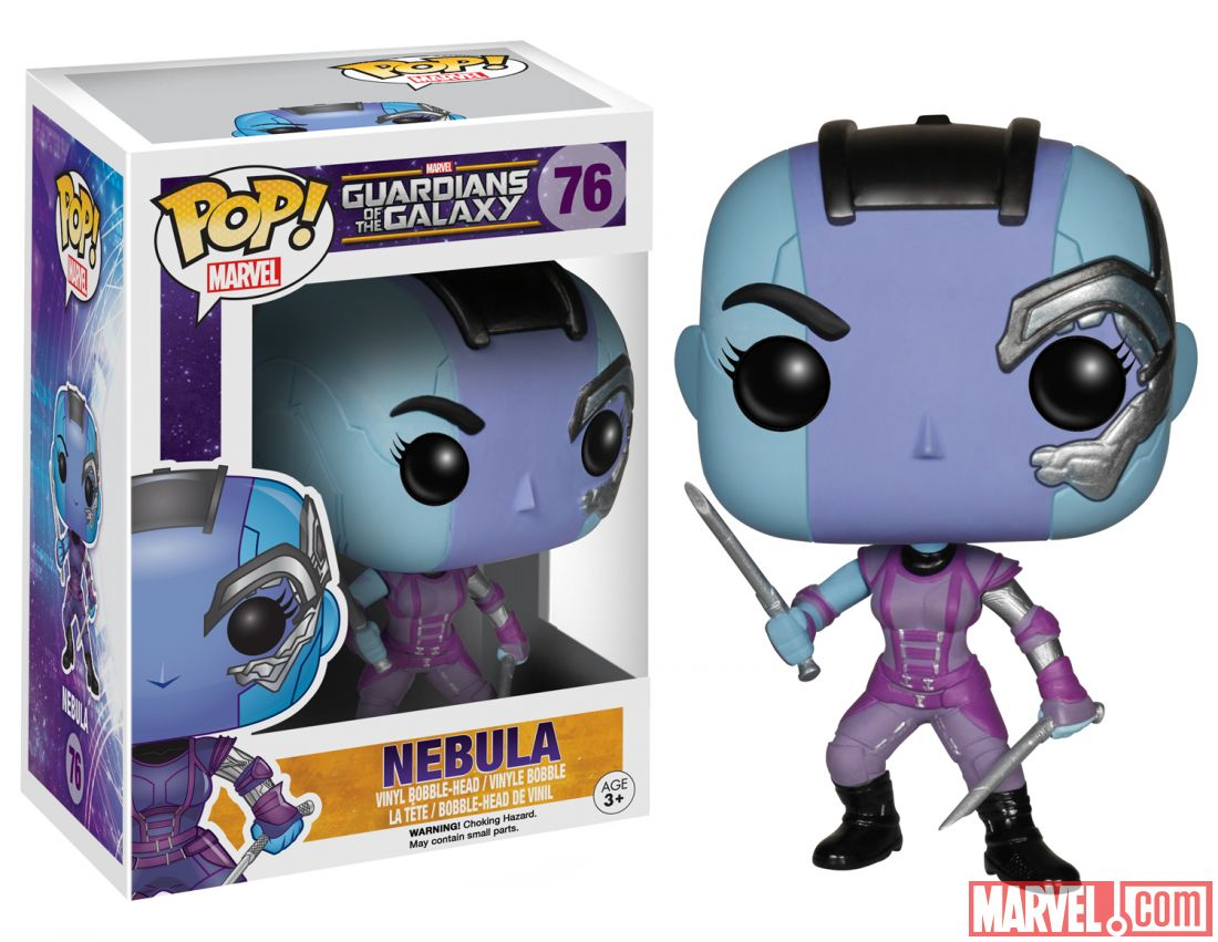 Marvel Series - #76 - Nebula