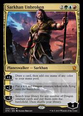 Sarkhan Unbroken