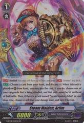 Steam Maiden, Arlim - G-BT01/021EN - RR